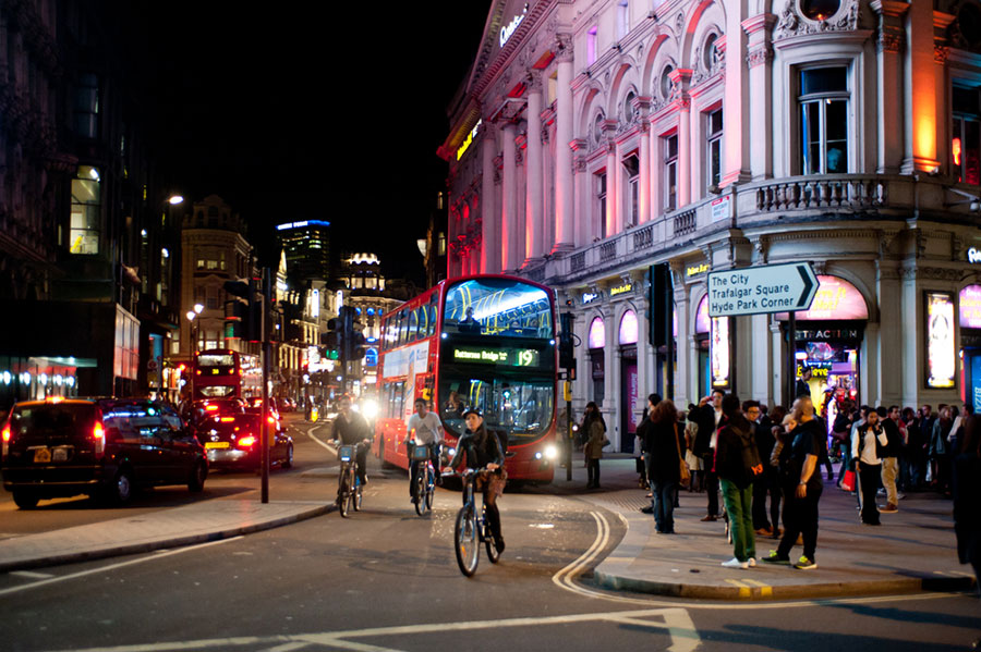 The Best Area for Night Out in London with Elite Escort